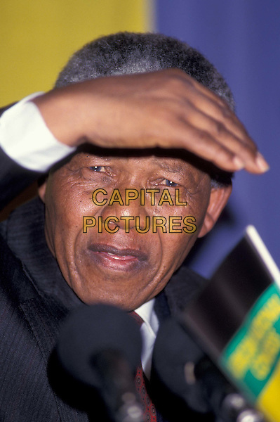 NELSON MANDELA.www.capitalpictures.com.sales@capitalpictures.com.©Capital Pictures