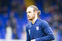 Loan Signing Will Keane of Ipswich Town pre match during Ipswich Town vs Rotherham United, Sky Bet EFL Championship Football at Portman Road on 12th January 2019