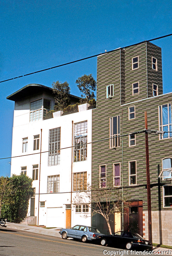 "Armistead ""Ted"" Smith: San Diego low-cost housing. Photo '95."