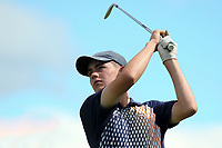 Tom Parker during the New Zealand Amateur Golf Championship at Russley Golf Course, Christchurch, New Zealand. Friday 3 November 2017. Photo: Martin Hunter/www.bwmedia.co.nz