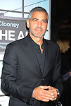 "WESTWOOD, CA. - November 30: George Clooney arrives at the ""Up In The Air"" Los Angeles Premiere at Mann Village Theatre on November 30, 2009 in Westwood, California."