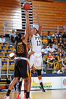 FIU Women's Basketball v. Maryland (11/25/11)