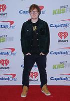 01 December  2017 - Inglewood, California - Ed Sheeran. 2017 102.7 KIIS FM's Jingle Ball held at The Forum in Inglewood. Photo Credit: Birdie Thompson/AdMedia