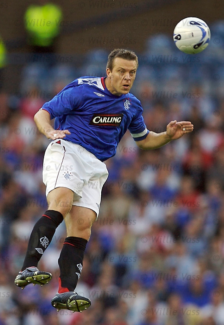 Gavin Rae, Rangers.stock season 2006-2007.pic willie vass