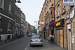 Brick Lane, London, E1, England