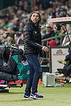11.02.2018, Weserstadion, Bremen, GER, 1.FBL, SV Werder Bremen vs VfL Wolfsburg<br /> <br /> im Bild<br /> Martin Schmidt (Trainer / Cheftrainer VfL Wolfsburg),  <br /> <br /> Foto &copy; nordphoto / Ewert