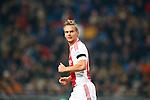 Nederland, Amsterdam, 8 december 2012.Eredivisie.Seizoen 2012-2013.Ajax-FC Groningen (2-0).Siem de Jong, aanvoerder van Ajax