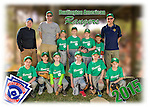 2015 Burlington American Rangers