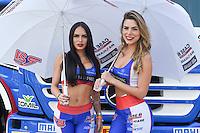 SÃO PAULO, SP, 31.07.2016 - FÓRMULA TRUCK - Movimentação no Autódromo de Interlagos na manhã deste domingo, 31, onde acontecerá a sexta etapa da Fórmula Truck a partir das 14:00.(Foto: Levi Bianco/Brazil Photo Press)