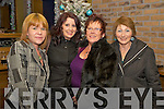 Magda Buski, Helen Sheehan, Annemarie Ryan and Maureen O'Leary pictured as they enjoying their Christmas night out from Marks and Spencers, in Scotts on Saturday night.   Copyright Kerry's Eye 2008