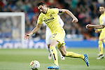Villareal's Bruno Soriano during La Liga match. April 20,2016. (ALTERPHOTOS/Acero)
