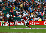 Kameli Raravou Seojima, Second day at London Sevens 2019 in Twickenham, London for the HSBC World Rugby Sevens Series.