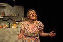 London, UK. 17.07.2014. Mountview Academy of Theatre Arts presents THE HOUSE OF BLUE LEAVES, by John Guare, directed by Jacqui Somerville, at the Unicorn Theatre, as part of the Postgraduate Season 2014. Picture shows: Cat Losty (Bunny Flingus). Photograph © Jane Hobson.