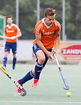 DEN HAAG - Thijs van Dam  tijdens  de trainingswedstrijd hockey Nederland-Argentinie (1-2).  COPYRIGHT KOEN SUYK
