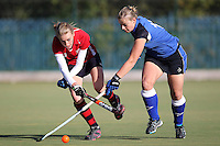 Southend HC Ladies vs Havering HC Ladies 03-11-12