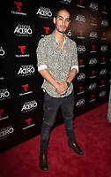 DORAL, FL - NOVEMBER 6: Michel Duval on the red carpet for Telemundo's season premiereofSenora Acero,La Coyote in CineBistro at City Place Doral, Florida. November 6, 2017. Credit: mpi140 / MediaPunch /NortePhoto.com