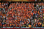 14 JUN 2010:  Dutch supporters.  The Netherlands National Team played the Denmark National Team at Soccer City Stadium in Johannesburg, South Africa in a 2010 FIFA World Cup Group E match.