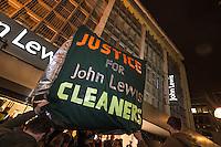 UVW John Lewis Demo 5-11-16