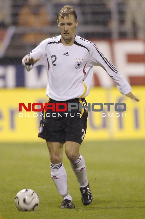 U 21 EM-Qualifikationsspiel Deutschland - Rum&scaron;nien in Wilhelmshaven<br /> Dominik Reinhardt (1.FC NŁrnberg)<br /> <br /> Foto &copy; nordphoto
