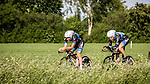 Metec-TKH Continental Cyclingteam (MET), Stage 2: Team Time Trial, 62th Olympia's Tour, Netterden, The Netherlands, 13th May 2014, Photo by Pim Nijland / Peloton Photos