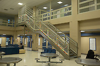 The Therapeutic Diversion Unit for inmates with mental illnesses at Central Prison in Raleigh, NC on Thursday, November 17, 2016. (Justin Cook)