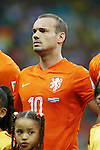 Wesley Sneijder (NED), JULY 5, 2014 - Football / Soccer : FIFA World Cup Brazil 2014 quarter-finals match between Netherlands 0(4-3)0 Costa Rica at Arena Fonte Nova stadium in Salvador, Brazil.<br /> (Photo by AFLO)