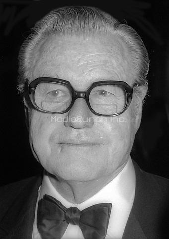Nelson Rockefeller 1978<br /> Photo By Adam Scull/PHOTOlink/MediaPunch