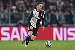 Aaron Ramsey of Juventus during the UEFA Champions League match at Juventus Stadium, Turin. Picture date: 26th November 2019. Picture credit should read: Jonathan Moscrop/Sportimage
