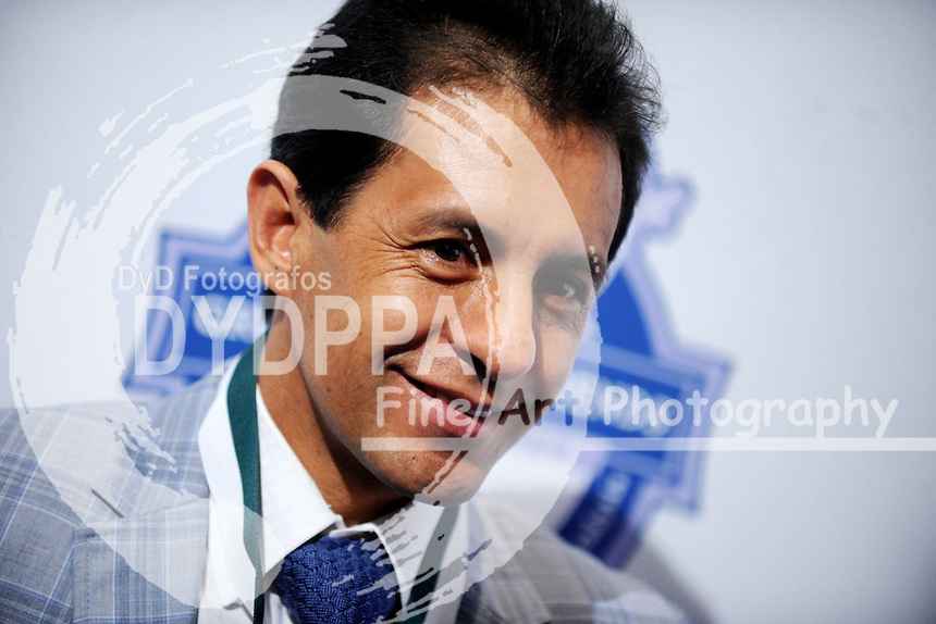 Jockey Victor Espinoza attends the 30th Annual Great Sports Legends Dinner to benefit The Buoniconti Fund to Cure Paralysis at The Waldorf Astoria on October 6, 2015 in New York City.