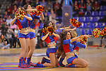 Turkish Airlines Euroleague 2017/2018.<br /> Regular Season - Round 28.<br /> FC Barcelona Lassa vs Baskonia Vitoria Gasteiz: 73-86.<br /> Dream Cheers.