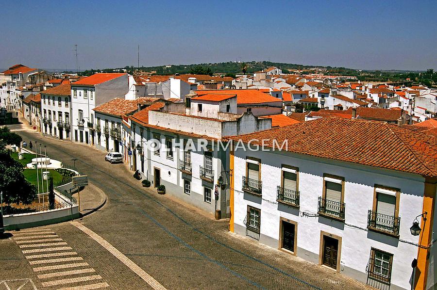 Cidade de Évora. Portugal. 2005. Foto de Rogério Reis.