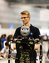 RoboCup 2017 featuring RoboCup Soccer