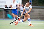 Mannheim, Germany, September 07: During the field hockey Bundesliga match between Mannheimer HC and Harvestehuder THC on September 7, 2019 at Am Neckarkanal in Mannheim, Germany. Final score 2-0. (Photo by Dirk Markgraf / www.265-images.com) *** Charlotte Gerstenhöfer #28 of Mannheimer HC