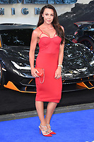"Michelle Heaton<br /> at the ""Transformers:The Last Night"" Global premiere, Leicester Square, London. <br /> <br /> <br /> ©Ash Knotek  D3284  18/06/2017"