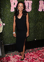 WEST HOLLYWOOD, CA, USA - MAY 13: Jenni Pulos at the Pump Lounge Grand Opening Hosted By Lisa Vanderpump And Ken Todd held at Pump Lounge on May 13, 2014 in West Hollywood, California, United States. (Photo by Celebrity Monitor)