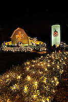 The Billy Graham Library has become a popular Charlotte NC tourist attraction, especially during the holidays, when the library celebrates Christmas at the Library. The production includes a live Nativity, horse-drawn carriage rides, caroling, stories, petting zoo and more. Christmas at the Billy Graham Library was named one of the top 100 Events in the US by the American Bus Association (ABA).