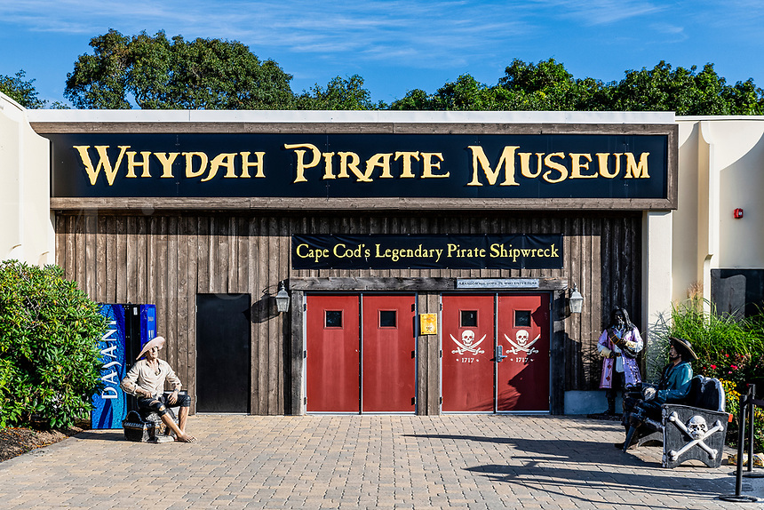 Whydah Pirate Museum, Yarmouth, Massachusetts, USA.