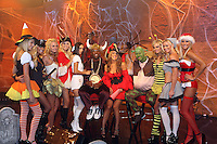 Best Damn Sports Show Period Halloween Special featuring LegAvenue. Chris Rose, John Salley, Jillian Barberie