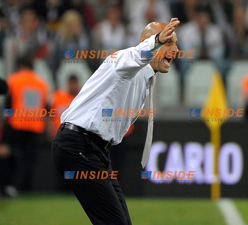 Domenico Di Carlo Chievo .Torino 22/9/2012 Juventus Stadium.Football Calcio 2012/2013 Serie A.Juventus Vs Chievo Verona.Foto Federico Tardito Insidefoto.