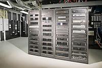 Control Center Equipment Room