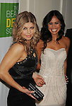 "WEST HOLLYWOOD, CA - APRIL 13: Fergie and Kimberly Snyder attend the Kimberly Snyder Book Launch Party For ""The Beauty Detox Solution"" at The London Hotel on April 13, 2011 in West Hollywood, California."