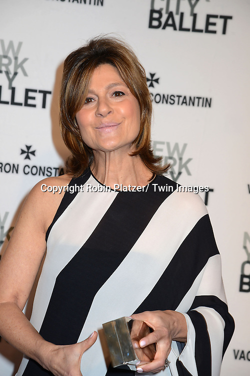 Lisa Perry attends the New York City Ballet Spring 2014 Gala on May 8, 2014 at David Koch Theatre in Lincoln Center in New York City, NY, USA.