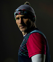Harlequins' Head Coach Paul Gustard<br /> <br /> Photographer Bob Bradford/CameraSport<br /> <br /> Gallagher Premiership Round 7 - Harlequins v Newcastle Falcons - Friday 16th November 2018 - Twickenham Stoop - London<br /> <br /> World Copyright © 2018 CameraSport. All rights reserved. 43 Linden Ave. Countesthorpe. Leicester. England. LE8 5PG - Tel: +44 (0) 116 277 4147 - admin@camerasport.com - www.camerasport.com