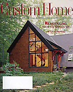 Custom Home.July/August 2001
