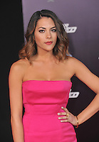Inbar Lavi at the U.S. premiere of &quot;Need for Speed&quot; at the TCL Chinese Theatre, Hollywood.<br /> March 6, 2014  Los Angeles, CA<br /> Picture: Paul Smith / Featureflash