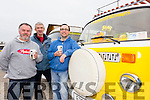 Enjoying the VW Camper event in Camp on Saturday was l-r  Thomas Crowley, Jerry Redmond and Gordon Cosgrove.