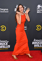 LOS ANGELES, CA - July 14, 2018: Scout Willis at the Comedy Central Roast of Bruce Willis at the Hollywood Palladium<br /> Picture: Paul Smith/Featureflash.com