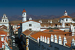 San Felipe de Neri_Monastery_Sucre_Bolivia