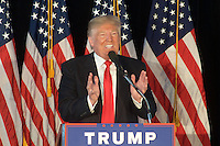 Donald Trump presidential campaign rally at Crowne Plaza Hotel Warwick, Rhode Island April 25 2016