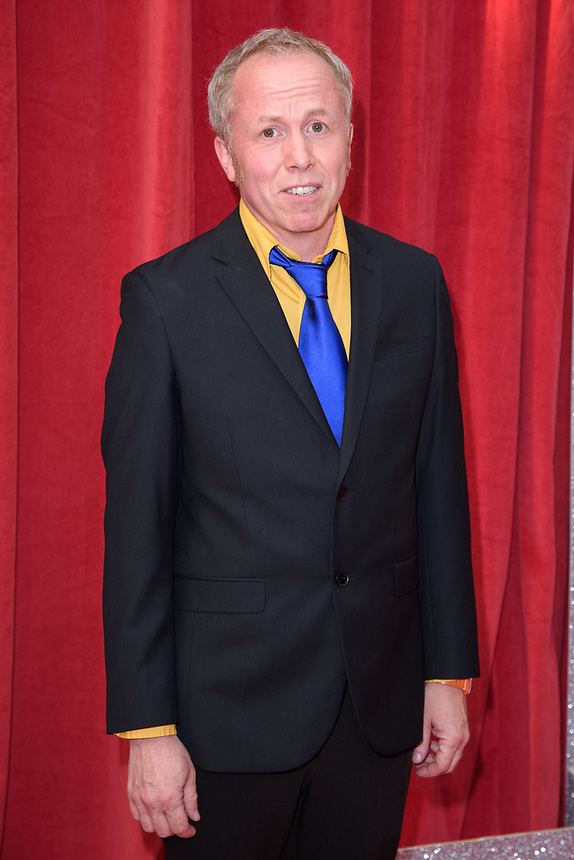 Jim North<br /> arriving for the British Soap Awards 2018 at the Hackney Empire, London<br /> <br /> ©Ash Knotek  D3405  02/06/2018